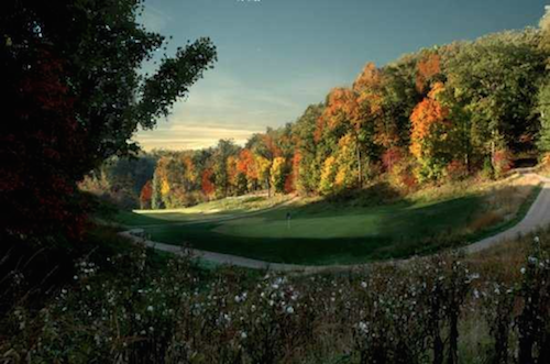 The Missouri Bluffs Golf Club